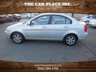 used 2009 Hyundai Accent car, priced at $4,950