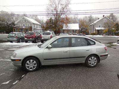used 2006 Hyundai Elantra car, priced at $4,950