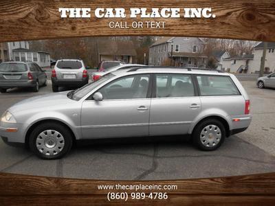 used 2003 Volkswagen Passat car, priced at $4,350