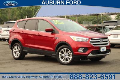 used 2019 Ford Escape car, priced at $20,993