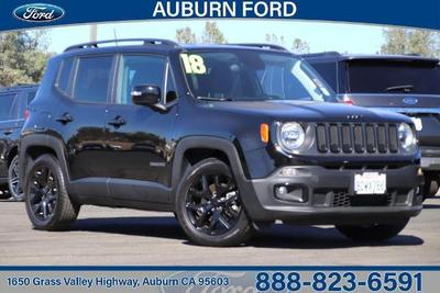 used 2018 Jeep Renegade car, priced at $17,993