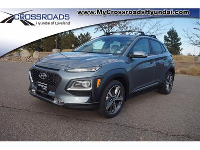new 2021 Hyundai Kona car, priced at $26,980