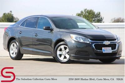 used 2016 Chevrolet Malibu Limited car, priced at $10,990