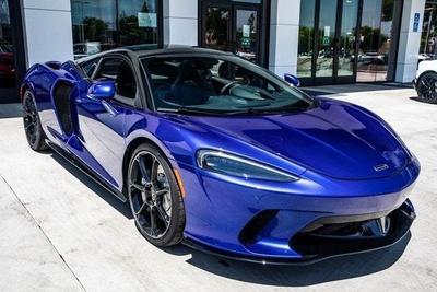 new 2020 McLaren GT car, priced at $230,445