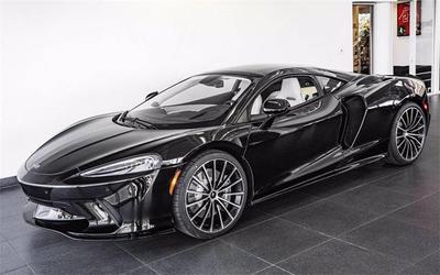new 2020 McLaren GT car, priced at $242,245