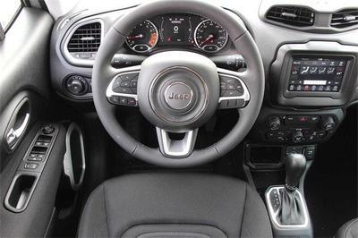 new 2020 Jeep Renegade car