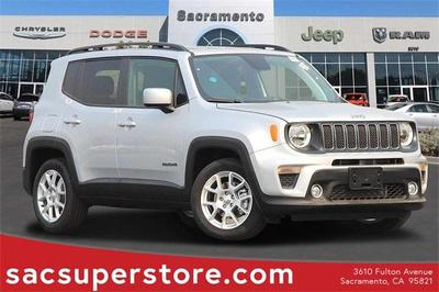 new 2020 Jeep Renegade car