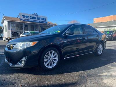 used 2013 Toyota Camry Hybrid car, priced at $9,950