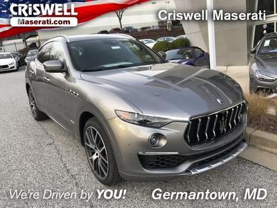 new 2021 Maserati Levante car, priced at $93,084