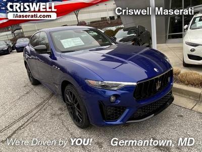 new 2021 Maserati Levante car, priced at $93,004