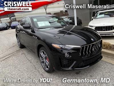 new 2021 Maserati Levante car, priced at $95,094