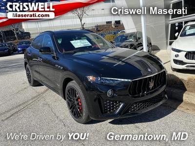 new 2021 Maserati Levante car, priced at $104,314