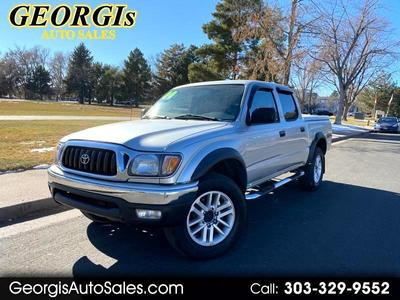 used 2004 Toyota Tacoma car, priced at $13,995