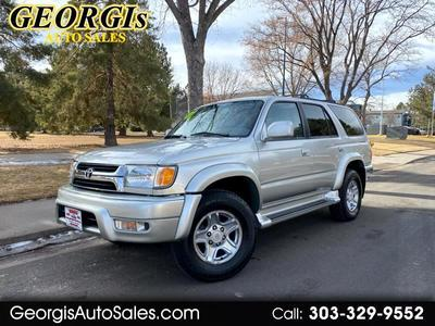 used 2001 Toyota 4Runner car, priced at $8,995