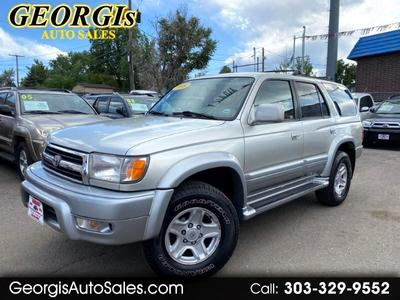 used 1999 Toyota 4Runner car, priced at $8,995