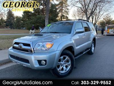 used 2008 Toyota 4Runner car, priced at $14,995