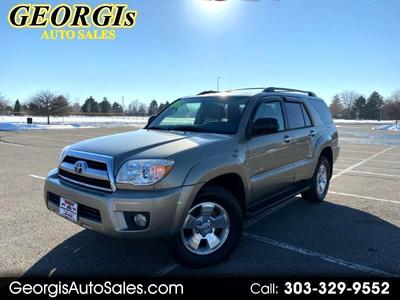 used 2006 Toyota 4Runner car, priced at $11,995
