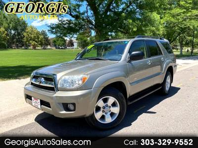 used 2007 Toyota 4Runner car, priced at $13,995