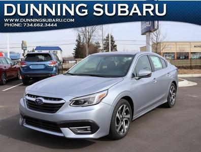 new 2021 Subaru Legacy car, priced at $31,315