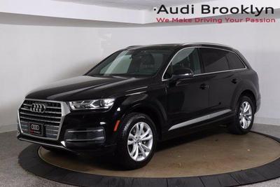 used 2018 Audi Q7 car, priced at $43,883