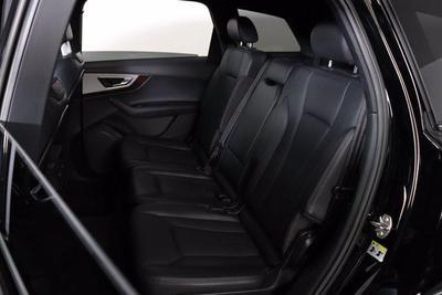 used 2018 Audi Q7 car, priced at $42,638