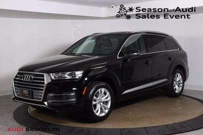 used 2018 Audi Q7 car, priced at $42,638