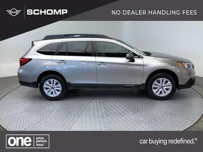 used 2017 Subaru Outback car, priced at $15,587