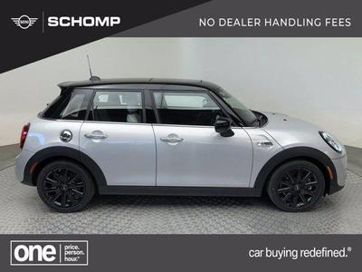 new 2021 MINI Hardtop car, priced at $36,750