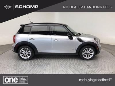 used 2011 MINI Cooper S Countryman car, priced at $10,639