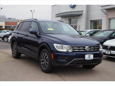 new 2021 Volkswagen Tiguan car, priced at $25,287