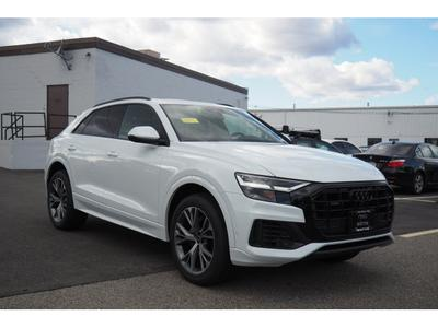 new 2021 Audi Q8 car, priced at $73,910