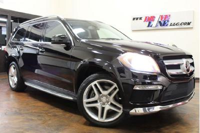 used 2014 Mercedes-Benz GL-Class car, priced at $26,995