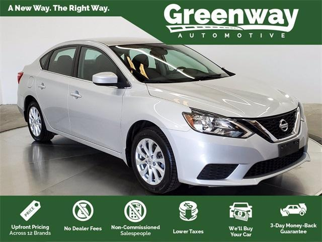used 2017 Nissan Sentra car, priced at $15,580