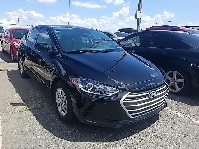 used 2018 Hyundai Elantra car, priced at $15,999