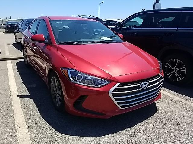 used 2018 Hyundai Elantra car, priced at $16,499