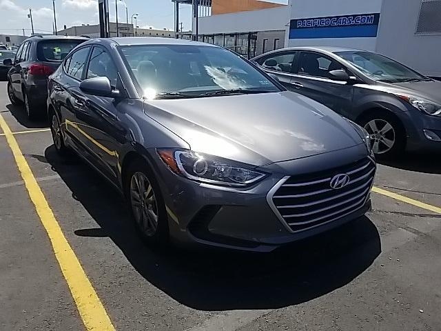 used 2018 Hyundai Elantra car, priced at $16,999