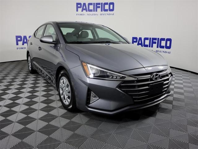 used 2019 Hyundai Elantra car, priced at $16,999