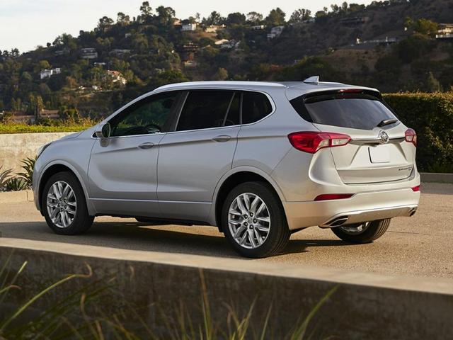 used 2019 Buick Envision car