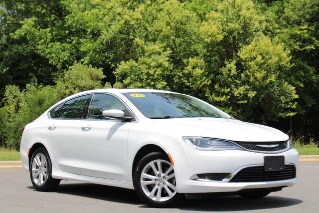 used 2015 Chrysler 200 car, priced at $12,022