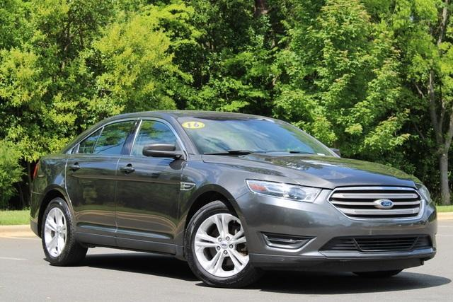 used 2016 Ford Taurus car, priced at $17,515