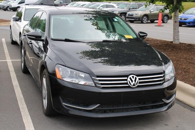 used 2012 Volkswagen Passat car, priced at $11,065