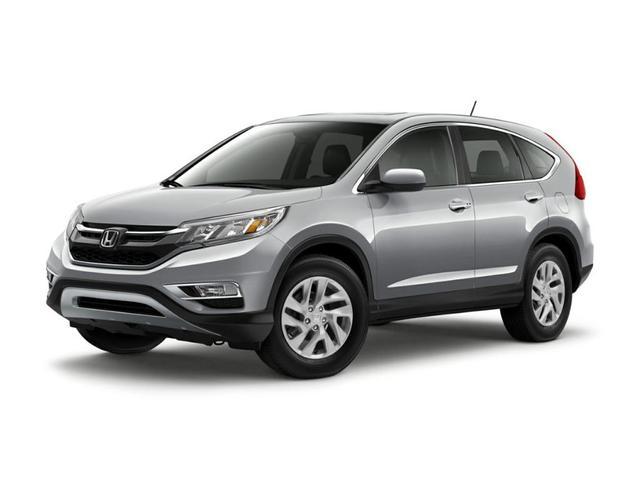 used 2016 Honda CR-V car