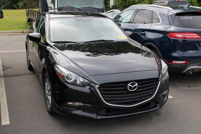 used 2017 Mazda Mazda3 car, priced at $16,831