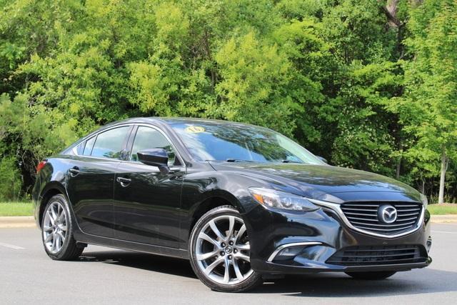 used 2016 Mazda Mazda6 car, priced at $15,361