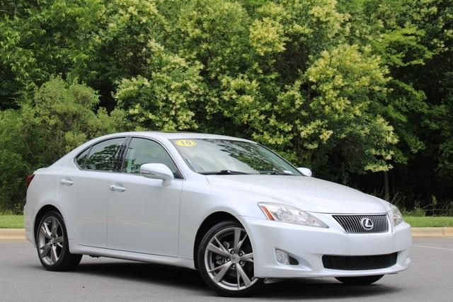 used 2010 Lexus IS 250 car, priced at $16,208