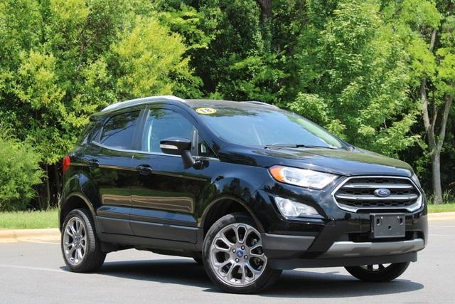 used 2018 Ford EcoSport car, priced at $19,116