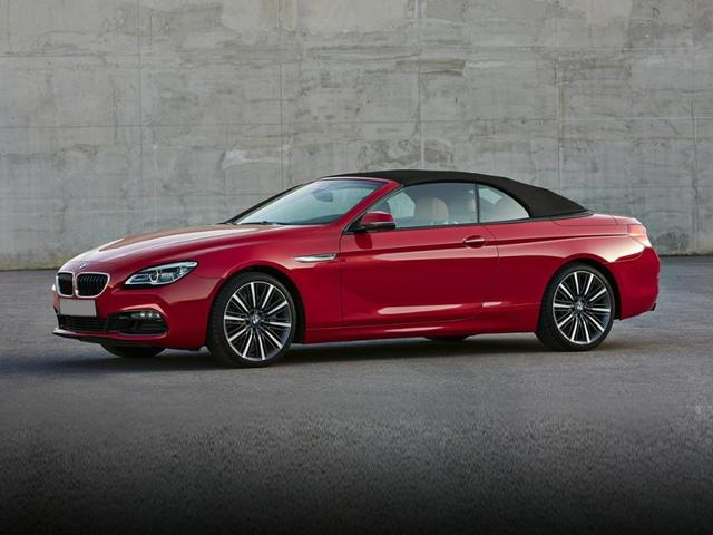 used 2016 BMW 650 car