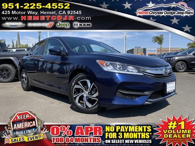 used 2016 Honda Accord car, priced at $15,064
