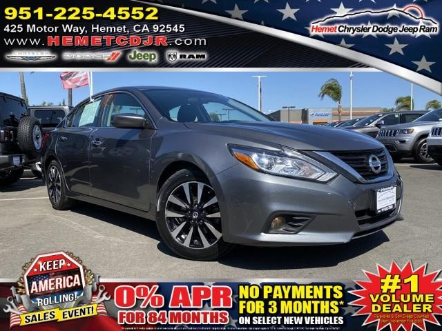 used 2018 Nissan Altima car, priced at $15,602
