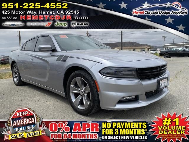 used 2016 Dodge Charger car, priced at $17,021